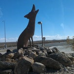 Photo taken at The Gate, Fort Irwin by Sam F. on 11/9/2012