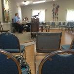 Photo taken at Goodloe Memorial Unitarian Universalist Congregation by 🌟Chelle 🌟 C. on 7/21/2013