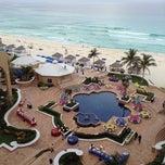 Photo taken at The Ritz-Carlton, Cancun by Katie S. on 7/17/2013