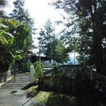 Photo taken at Situ Wanayasa by Fifin F. on 12/21/2014