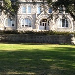 Photo taken at Gibson Hall - Tulane University by J. Anthony M. on 2/1/2014