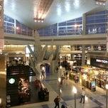 Photo taken at Terminal D by Iván L. on 12/28/2012
