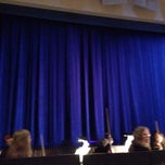 Photo taken at Saratoga Civic Theater by Princess Susannah G. on 11/30/2014