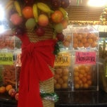 Photo taken at El Rancho Supermercado by Lisa R. on 12/3/2012