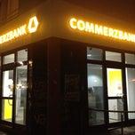 Photo taken at Commerzbank by bnz on 1/12/2013