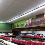 Photo taken at Superior Grocers by Theron B. on 11/17/2012