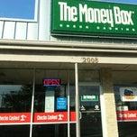 Photo taken at The Money Box by Feenikks L. on 9/24/2012