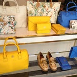 Photo taken at Tory Burch by K@rTh!kk R. on 4/17/2013