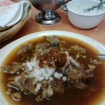 Photo taken at Birria La Perla Tapatia by Ernesto L. on 7/19/2013