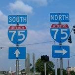 Photo taken at Interstate 75 by Elijah S. on 7/30/2014