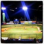 Foto tomada en Estadio Francisco Michelli por Rodolfo B. el 10/23/2012