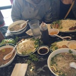 Photo taken at Pho Huy by Jimmy L. on 11/25/2012