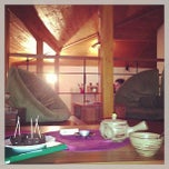 Photo taken at Bohemia Tea House by Cristian A. on 3/24/2013