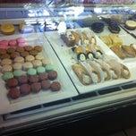 Photo taken at Vie De France Bakery & Cafe by Ali S. on 1/26/2013