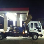 Photo taken at Exxon by Maurice W. on 11/7/2012