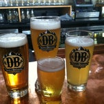 Photo taken at Devils Backbone Brewing Company by E. Bunny on 5/17/2013