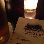 Photo taken at Lecosho by Mirek N. on 11/27/2012