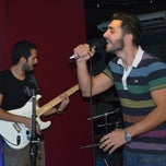 Photo taken at Moncher Cafe & Bar by volkan k. on 10/17/2013