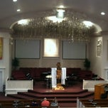 Photo taken at Peters Creek Baptist Church by Haley S. on 3/31/2013