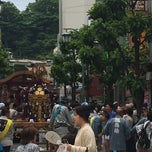 Photo taken at 横浜市 (Yokohama City) by ken ichi o. on 5/24/2015