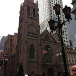 Photo taken at Fifth Avenue Presbyterian Church by Julia P. on 1/15/2013
