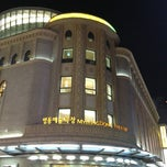 Photo taken at 명동예술극장 (Myeongdong Theater) by Jennylyn M. on 11/9/2012