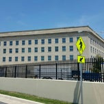 Photo taken at The Pentagon by Stephen L. on 5/24/2015