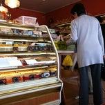Photo taken at Sheng Kee Bakery & Cafe by Tim O. on 9/25/2011