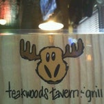 Photo taken at Teakwoods Tavern & Grill by Ralph A. on 2/3/2013