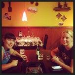 Photo taken at Hon Korean Restaurant by Meisha on 6/25/2014