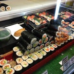 Photo taken at Sushi Monger by May B. on 4/15/2013