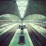 Photo taken at Station Leuven by David S. on 4/15/2013