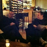 Photo taken at Vino Rosina Wine Bar by kate h. on 2/3/2013