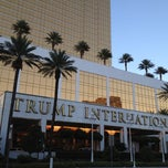 Photo taken at Trump International Hotel Las Vegas by Caroline N. on 9/28/2012
