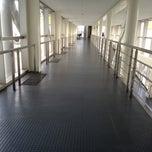 Photo taken at Gate 4 by Reaj Y. on 11/13/2012