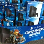 Photo taken at EB Games by Bill on 11/16/2013
