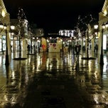 Photo taken at Parndorf Designer Outlet by Dragan on 12/16/2012