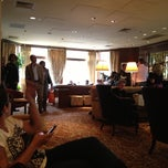 Photo taken at The Polo Club Lounge by LISA S. on 10/27/2012