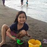 Photo taken at Pantai Alam Indah (PAI) Tegal by Wisnu W. on 12/25/2014