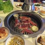 Photo taken at Doarae Korean BBQ Restaurant by Irene L. on 3/3/2015