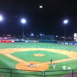Photo taken at Bowling Green Ballpark by Slim N. on 4/11/2013