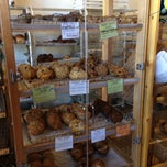 Photo taken at Arizmendi Bakery Panaderia & Pizzeria by Tim O. on 1/26/2013