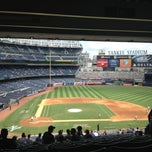 Photo taken at Yankee Stadium by Amanda B. on 7/14/2013