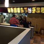 Photo taken at Taco Bell by Stephen G. on 10/19/2014