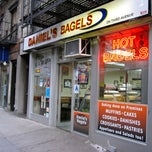 Photo taken at Daniel's Bagels by ThePurplePassport.com on 1/29/2013