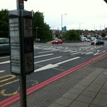 Photo taken at Hanger Lane Roundabout by Olivier O. on 6/14/2013