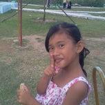 Photo taken at Taman Bermain Anak Lingke by Ampoen P. on 5/26/2013
