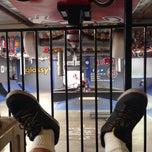 Photo taken at Skatelab Skatepark by Bobby M. on 7/19/2014