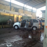 Photo taken at Carissa Car Wash by tuth f. on 8/3/2013