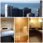 Photo taken at The Ritz-Carlton Chicago (A Four Seasons Hotel) by Sebastien M. on 4/22/2013